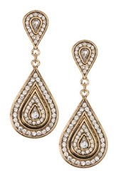 Amrita Singh Raisabella Earrings Metallic