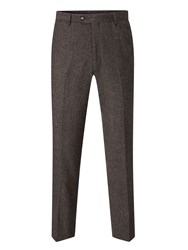 Skopes Brolin Suit Trouser Brown