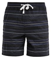 Pier One Shorts Dark Blue