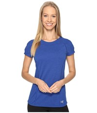 Arc'teryx Taema Crew Short Sleeve Somerset Blue Women's Clothing