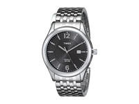 Timex Elevated Classic Expansion Band Men's Silver Bronze Watches