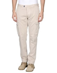 Myths Denim Pants Beige