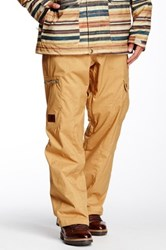 Dc Code 15 Snow Pant Brown
