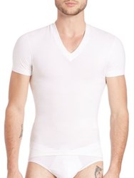 2Xist Tapered X Treme Fit T Shirt White