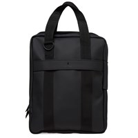 Rains Utility Tote Bag Black