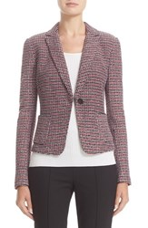 St. John Women's Collection Martinique Tweed Knit Jacket