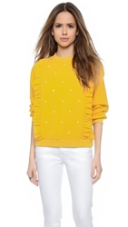 Emma Cook Shelly Sweatshirt Yellow