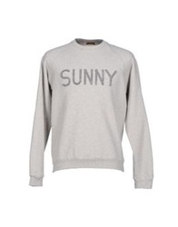 Peter Jensen Sweatshirts Grey