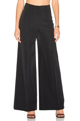 Milly Cady Hayden Pant Black