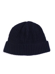 Lanvin Cashmere Knitted Beanie