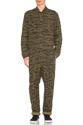 Carhartt Camden Coverall Army