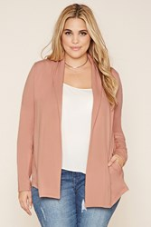 Forever 21 Plus Size Open Front Cardigan