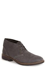 Naot Footwear 'Pilot' Chukka Boot Men Grey Suede