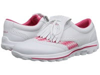 Skechers Performance Go Golf Kiltie White Pink Women's Shoes
