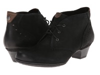 Cobb Hill Aria Black Women's Lace Up Boots