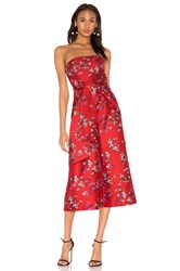 Keepsake Heart And Soul Jumpsuit Red