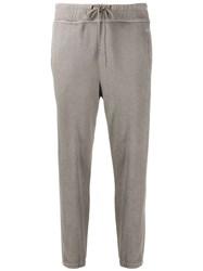 James Perse Classic Track Pants Neutrals