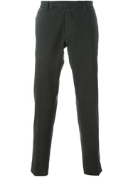 Fendi Classic Chinos Green