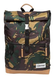 Eastpak Macnee Into The Out Rucksack Into Camo Multicoloured