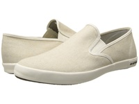 Seavees 02 64 Baja Slip On Standard Natural Men's Shoes Beige