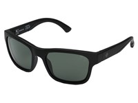 Spy Optic Hunt Matte Black Happy Gray Green Athletic Performance Sport Sunglasses