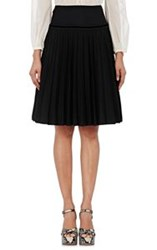 Marc Jacobs Women's Accordion Pleated Skirt Black