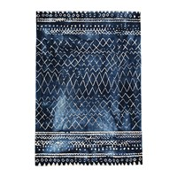 William Yeoward Mariah Rug Indigo Blue