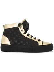 Philipp Plein 'Lullaby' Hi Top Sneakers Black