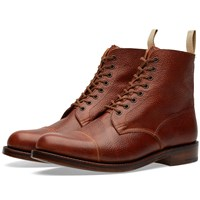 Grenson Archive Collection No. 3 Boot Brown