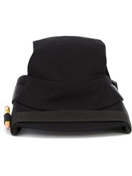 Nasir Mazhar Box Peak Cap Black