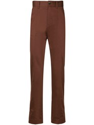 Cerruti 1881 Tailored Trousers Brown