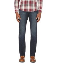 Paige Normandie Slim Fit Straight Jeans Rigby