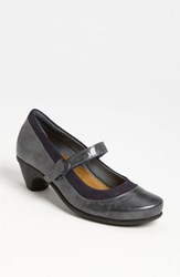 Naot Footwear Women's Naot 'Trendy' Mary Jane Gray Patent