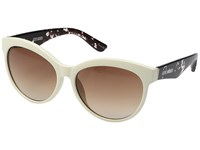 Steve Madden Violet White Fashion Sunglasses