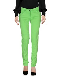 Who S Who Casual Pants Acid Green