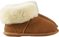Just Sheepskin Albery Bootie Chestnut
