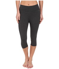 Jockey Active Judo Legging Charcoal Women's Casual Pants Gray