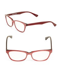 Corinne Mccormack Juliet 50Mm Reading Glasses Red