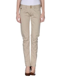 Weber Casual Pants Beige