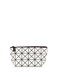 Issey Miyake Lucent Basic Pouch White