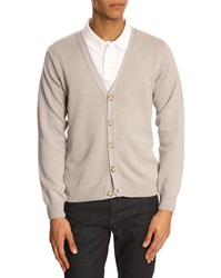 Menlook Label J12 Grey Cardigan