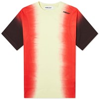 Ambush Tie Dye Panel Tee Multi