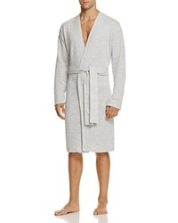 Ugg Novel French Terry Robe Seal Heather