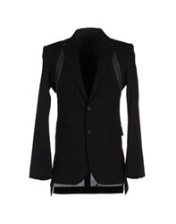 D.Gnak By Kang.D Suits And Jackets Blazers Men Black