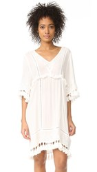 Parker Beach Lagoon Cover Up Ivory