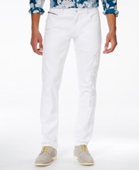 Inc International Concepts Men's Orlando Ripped Skinny Jeans Only At Macy's