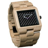 The Garwood 35 Black Wood Watch Multi