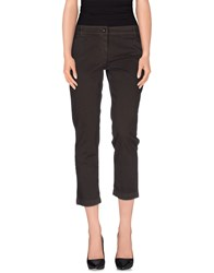 Dolce And Gabbana Trousers Casual Trousers Women Dark Brown
