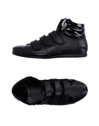 Alessandro Dell'acqua Footwear High Tops And Trainers Men Black