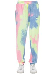 Jaded London Parallel Tie Dyed Joggers Multicolor